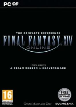 Final Fantasy XIV: Realm Reborn + Heavensward