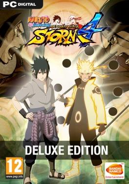 Naruto Shippuden: Ultimate Ninja Storm 4 (Deluxe Edition)
