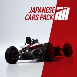Project Cars 2 - Japanese Cars Bonus Pack (DLC)