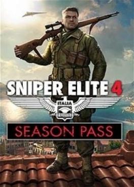 Sniper Elite 4 Season Pass (DLC) - Odeslání během pár minut