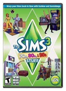 The Sims 3: 70., 80. a 90. léta