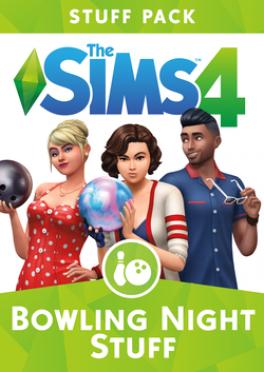 The Sims 4: Bowlingový večer